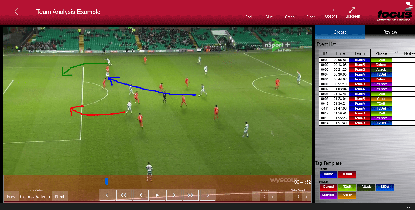 soccer analysis software for mac